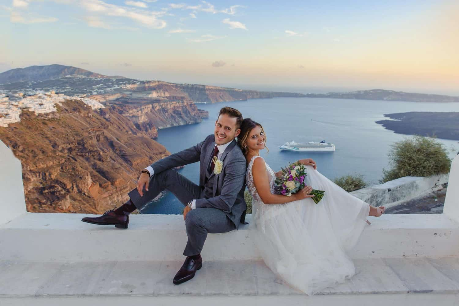 ILIAS & KATERINA | WEDDING IN IMEROVIGLI SANTORINI santorini imerovigli wedding photography 111
